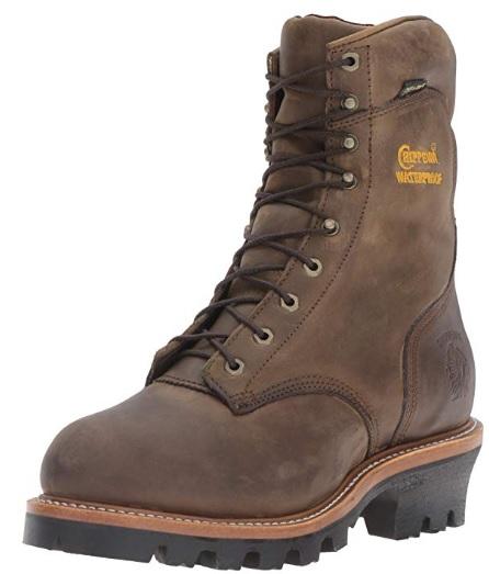Chippewa Logger Boot image