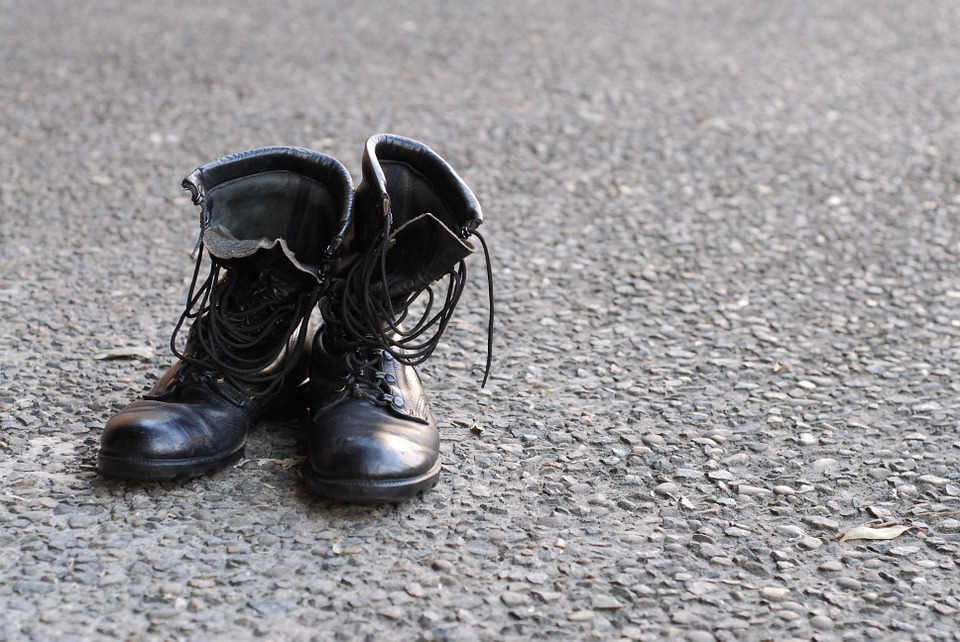 soldier boot image