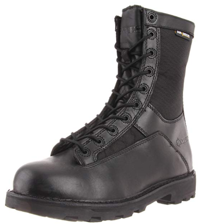 Bates Durashocks Lace-to-Toe Work Boot image