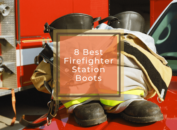 Best Firefighter Station Boots featured image
