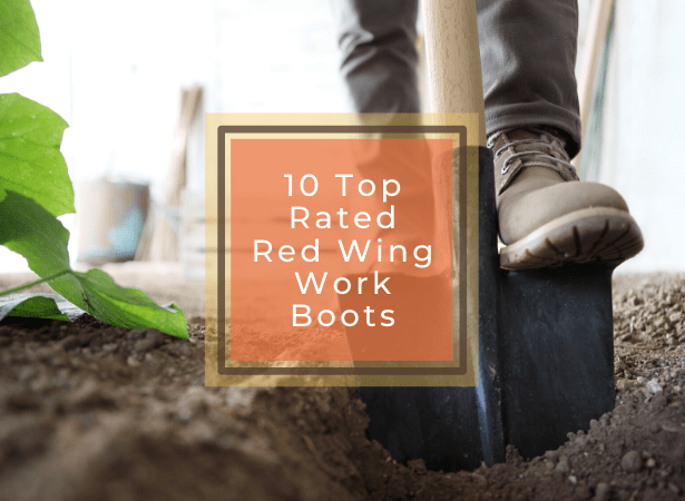 Best Red Wing Work Boot image