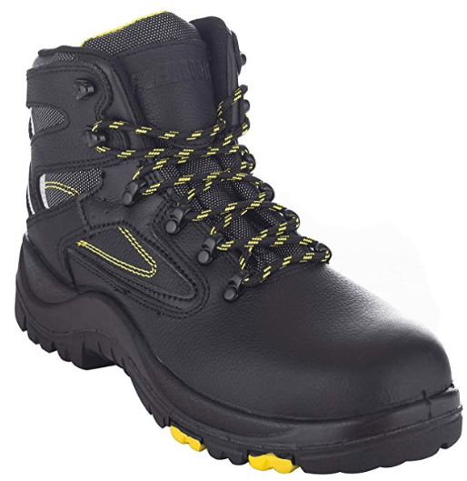 EVER BOOTS Protector Steel Toe image