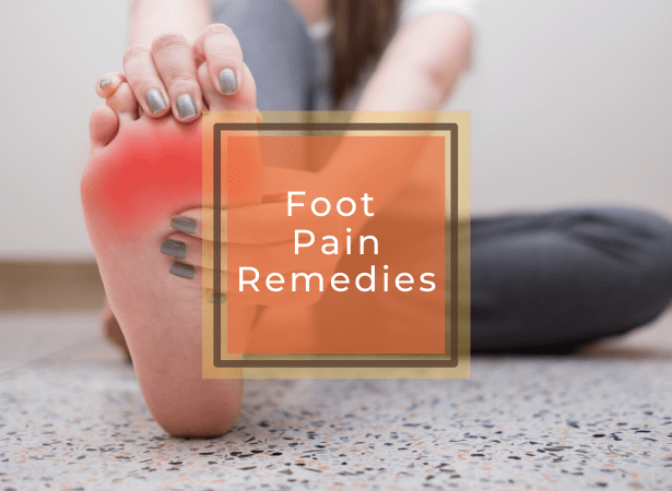 Foot Pain Remedies featured image