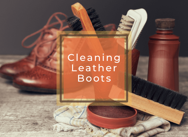 How To Clean Leather Boots featured image