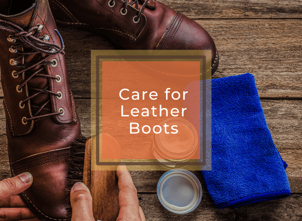 How To Take Care Of Leather Boots featured image