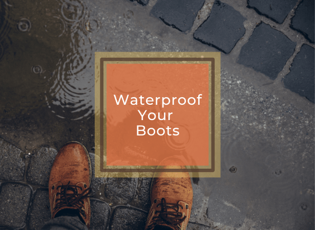 How To Waterproof Boots featured image