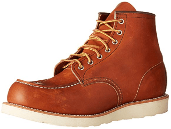 Red Wing Heritage Classic Moc Boot image