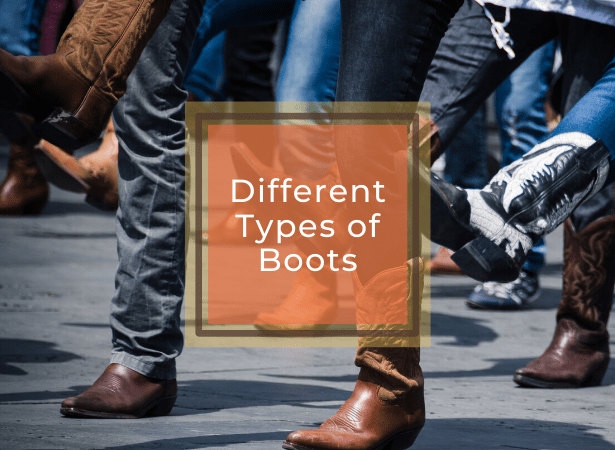 Types Of Boots featured image