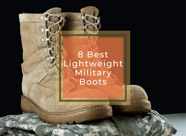 best lightweight military boots featured image