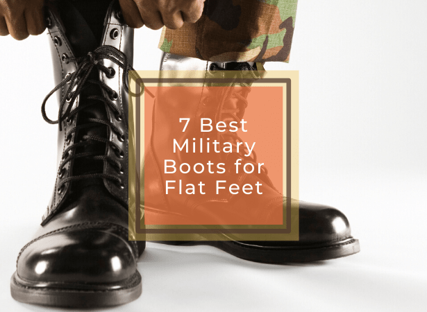 best military boots for flat feet featured image
