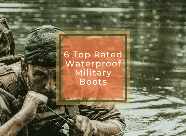 best waterproof military boots featured image