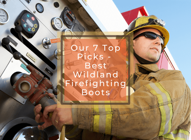 best wildland firefighting boots featured image