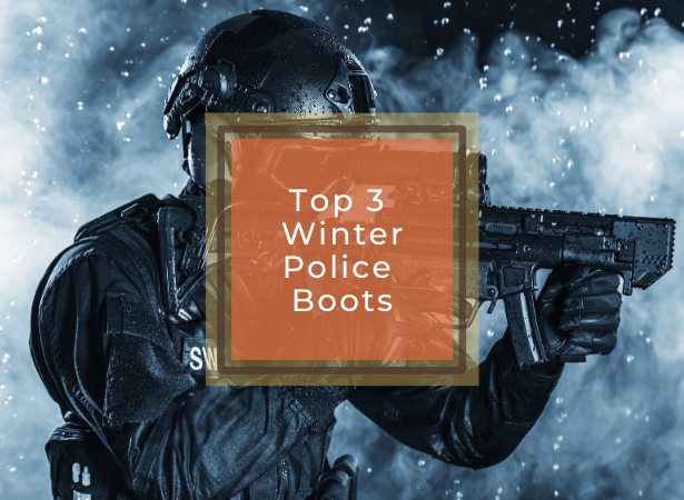 best winter police boots featured image