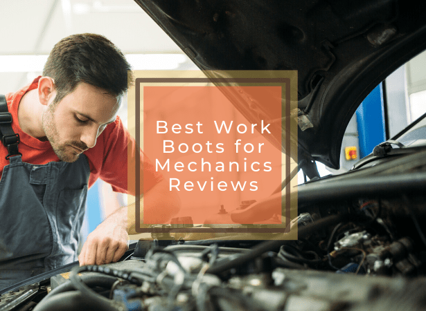 best work boots for mechanics featured image