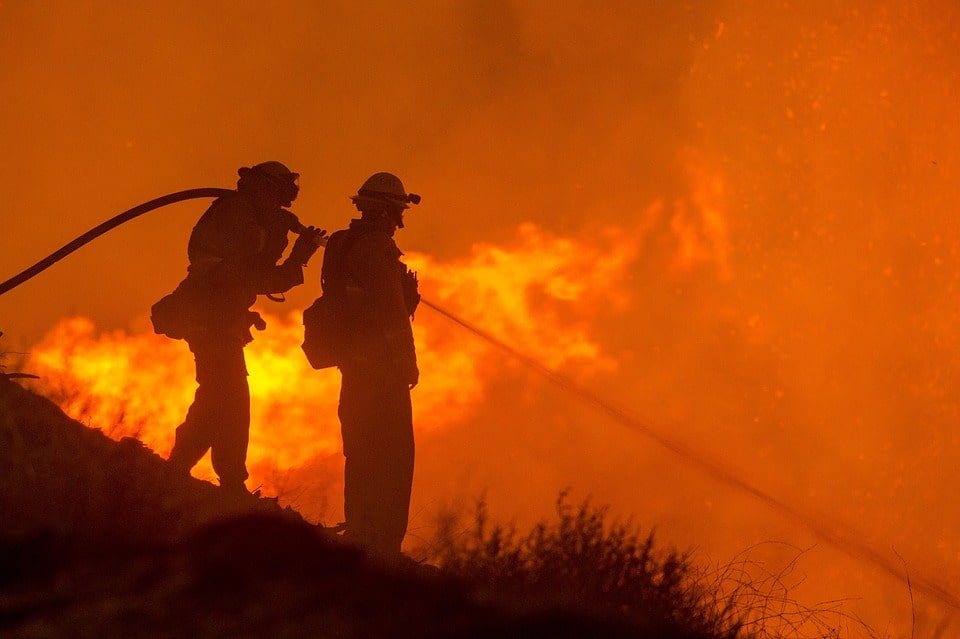 firefighter image