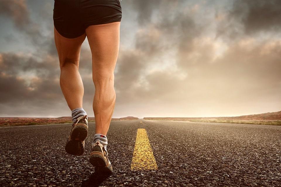 foot injury running image