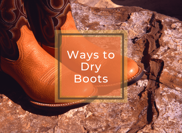 how to dry boots featured image