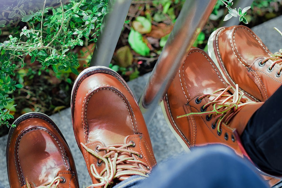 red wing boots image