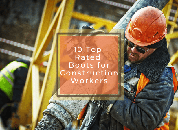 Best Boots for Construction Workers image
