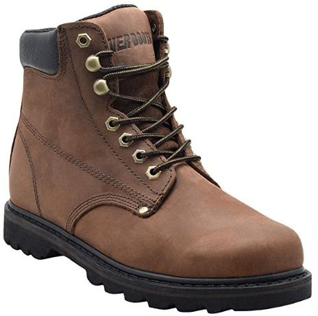 EVER BOOTS Tank Construction Rubber image