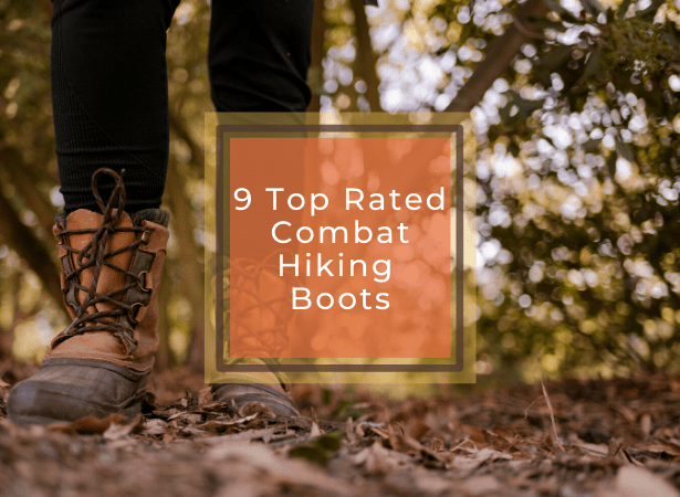 best military hiking boot image