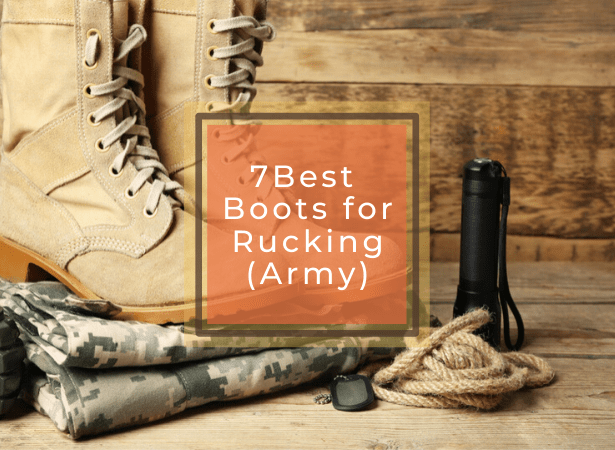 Best Boots for Rucking image