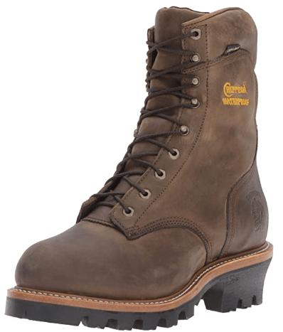 Chippewa Steel-Toe Logger Boot image