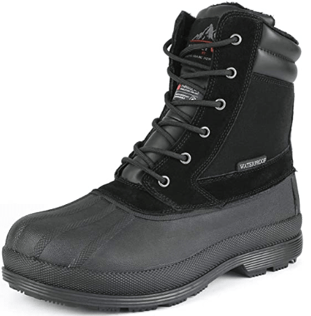 NORTIV Work Snow Boots image