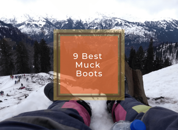 best muck boots image