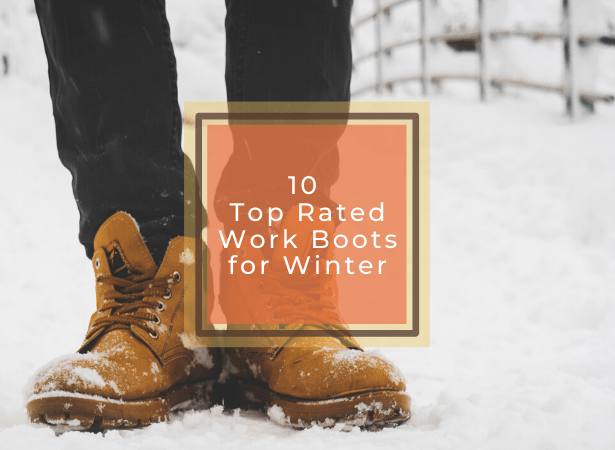 best winter work boot image