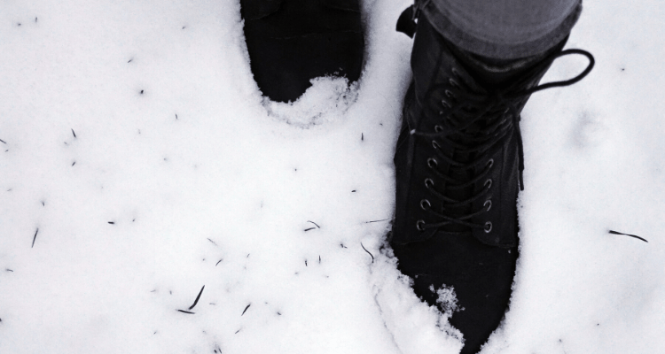 snow muck boot image