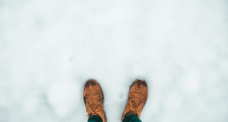 snow work boot image