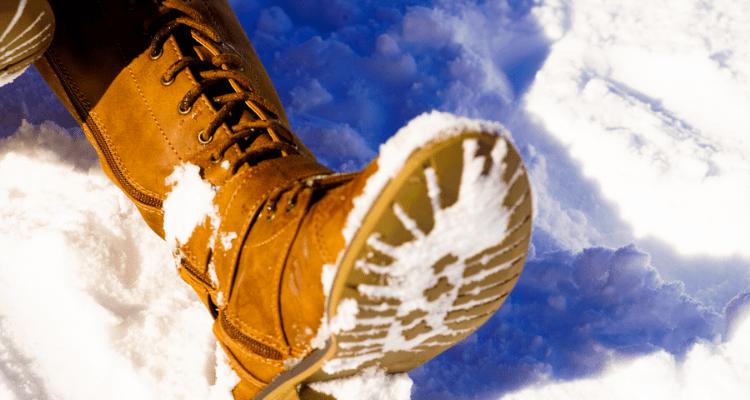 work boot winter image