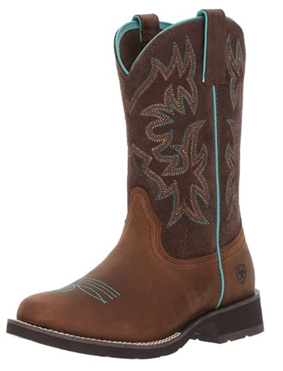 Ariat Delilah Round Toe Work Boot image