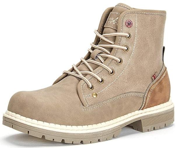 Cestfini Ladies Combat Work Boots image