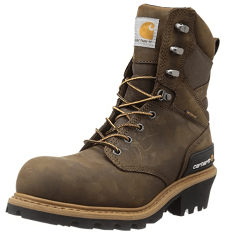Carhartt Composite Toe Leather Logger Boot image
