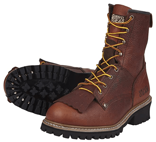 Gravel Gear Logger Boot image
