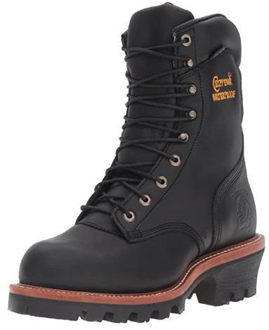 Chippewa Steel-Toe EH Logger Boot image