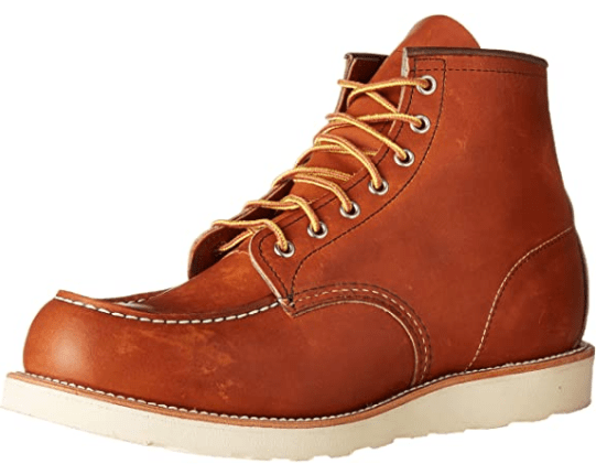 Red Wing Heritage Moc Boot image