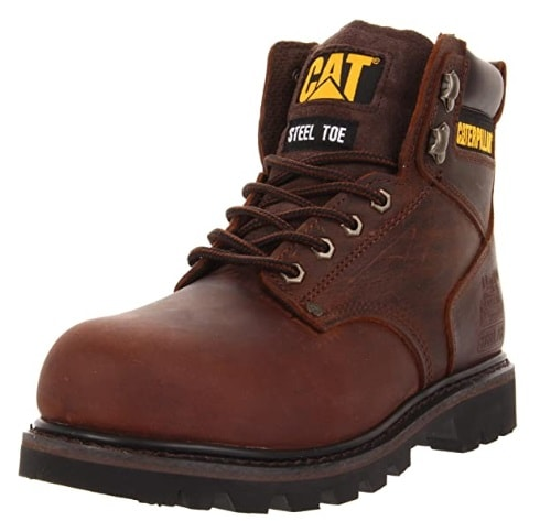 Caterpillar Second Shift Work Boot image