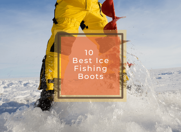 best ice fishing boot image